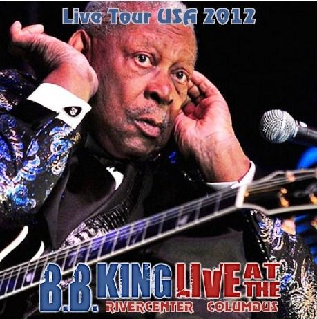 コレクターズCD B.B.キング(B. B. King)の2012年アメリカツアー