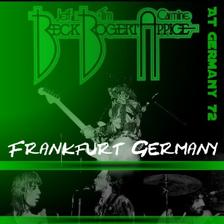 コレクターズCD Beck, Bogert & Appice(ベック・ボガート & アピス BB&A 72年ドイツ )