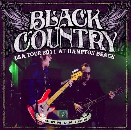 コレクターズCD Black Country Communion(グレン・ヒューズw/ブラック・カントリー・コニュニオン2011年アメリカツアー)2011.06.17