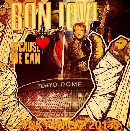 コレクターズCD ボン・ジョヴィ (Bon Jovi) 2013年日本公演 東京ドーム