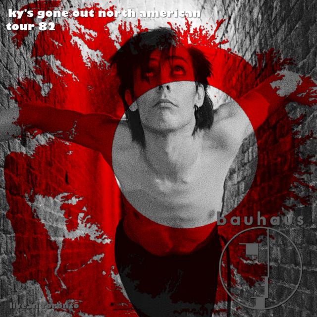 コレクターズCD Bauhaus - Sky's Gone Out North American Tour 1982