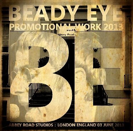 コレクターズCD ビーディ・アイ 2013年 ロンドン BE Promotional Work 2013