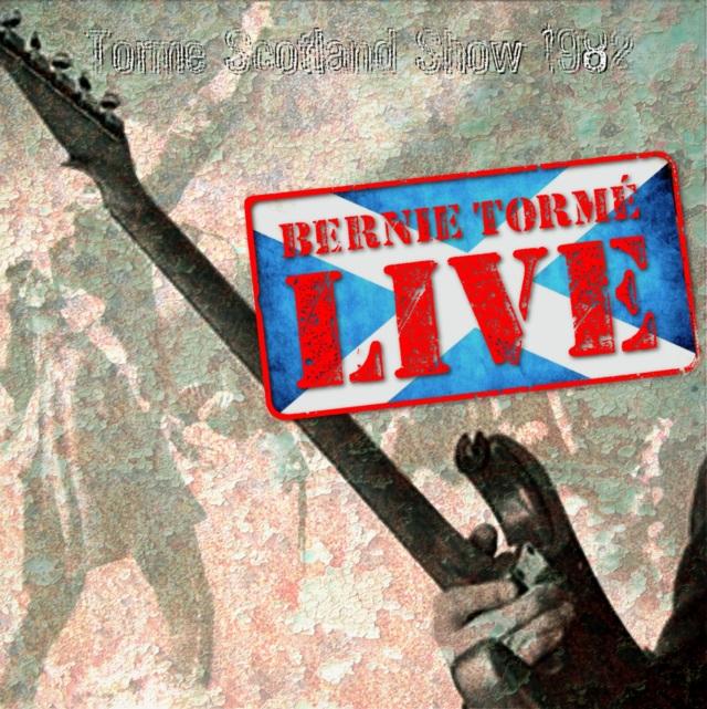 コレクターズCD Bernie Torme  - Turn Out the Lights European Tour 1982