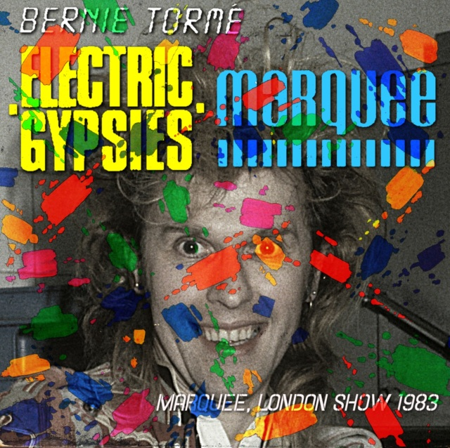 コレクターズCD Bernie Torme And The Electric Gypsies - European Tour 1983
