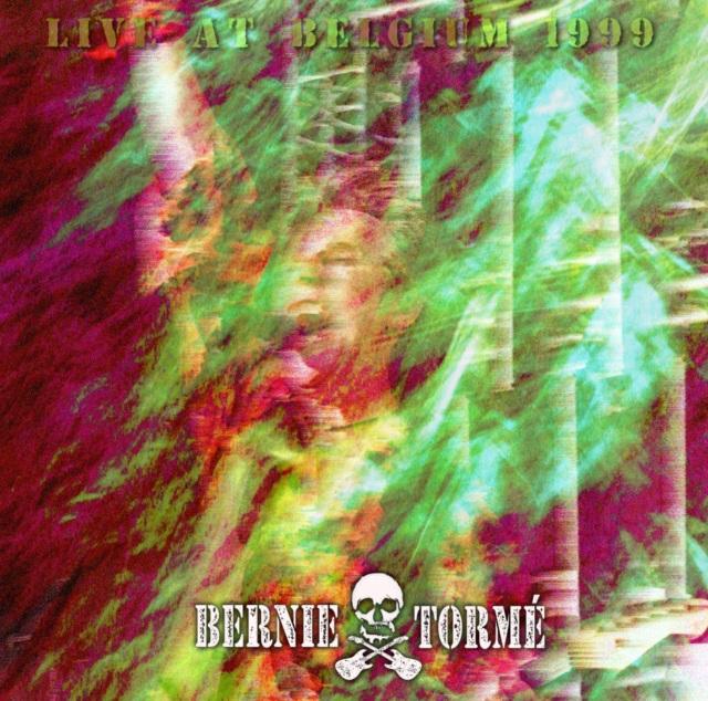 コレクターズCD Bernie Torme - European Tour1999