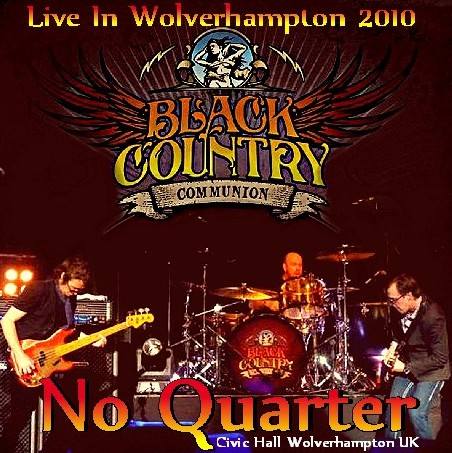 コレクターズCD Black Country Communion(グレン・ヒューズw/ブラック・カントリー・コニュニオン )2010.12.29 Wolverhampton UK