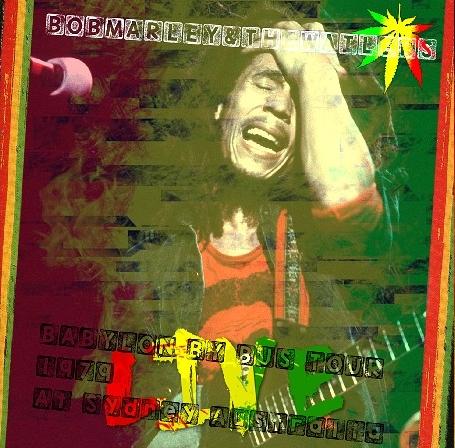 コレクターズCD ボブマレー 1979年オーストラリアツアー Babylon by Bus Tour 1979