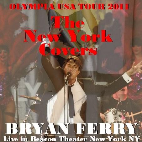 コレクターズCD Bryan Ferry(ブライアン・フェリー)2011年 アメリカツアー
