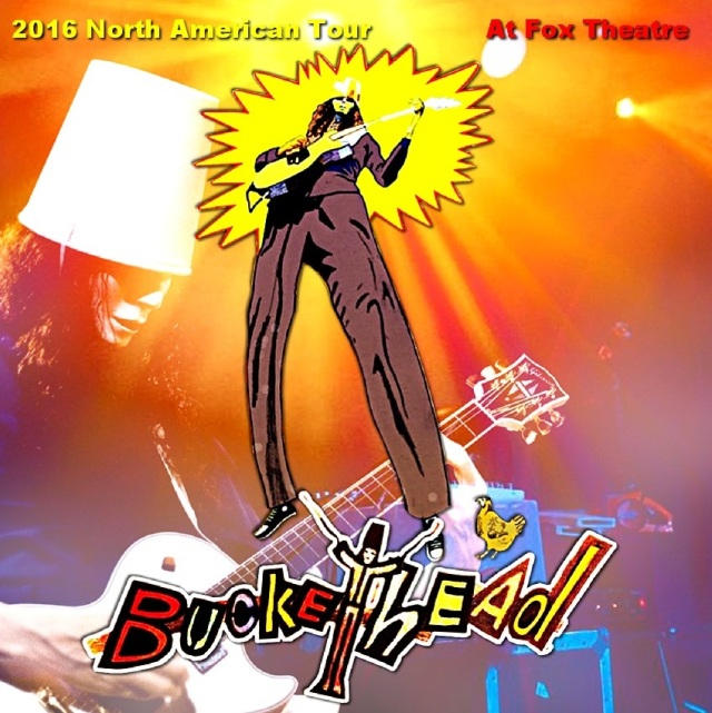 コレクターズCD Buckethead - 2016 North American Tour