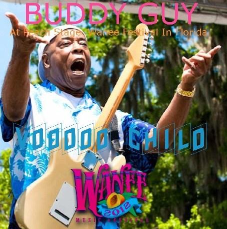 コレクターズCD バディ・ガイ(Buddy Guy)2012年 アメリカツアー