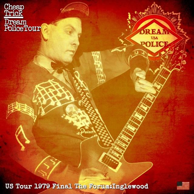 コレクターズCD Cheap Trick - Dream Police US Tour 1979 Final
