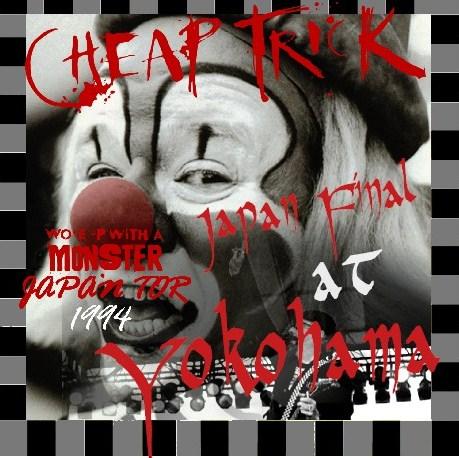 コレクターズCD  チープ・トリック 1994年 日本公演 横浜