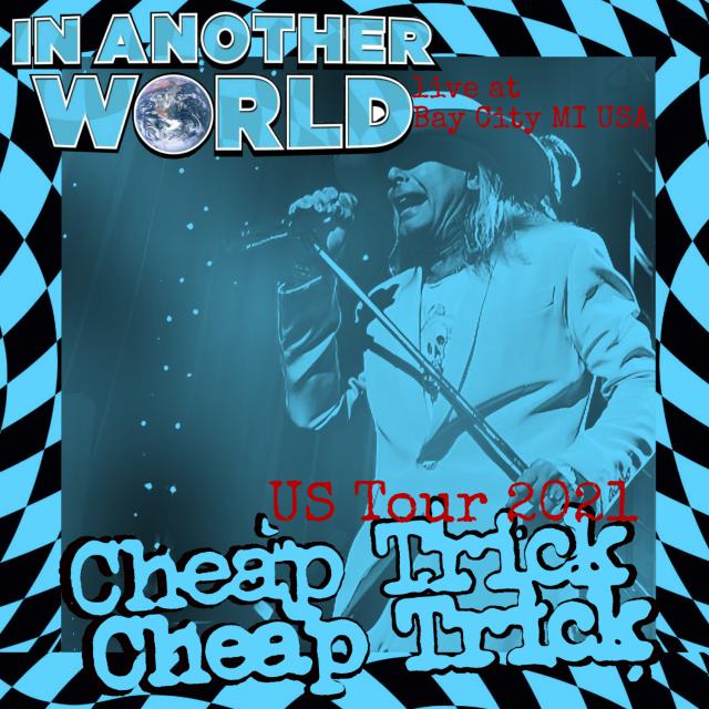 コレクターズCD Cheap Trick - US Tour 2021