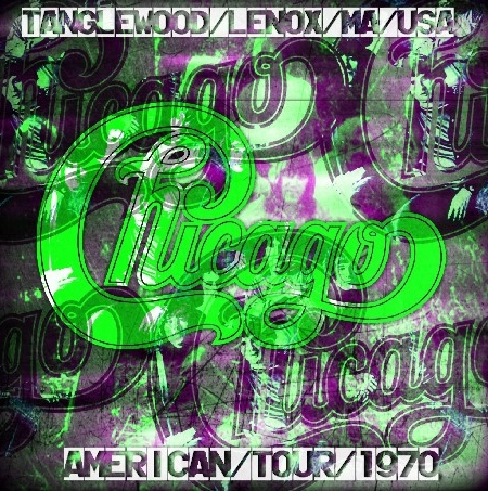 コレクターズCD Chicago(シカゴ)1970年アメリカツアー