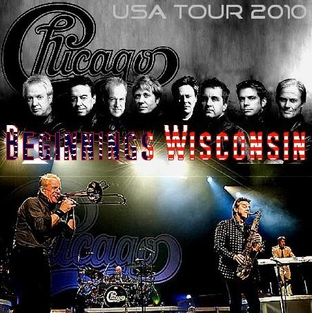 コレクターズCD シカゴ(Chicago 2010年アメリカツアー Oshkosh)2010.07.26 Wisconsin Us