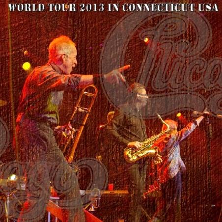 コレクターズCD Chicago(シカゴ)2013年 ワールドツアー