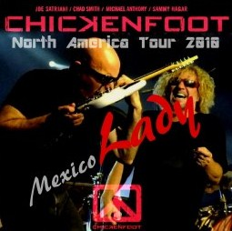 Joe Satriani w/Chickenfoot 北米Tour2010/ Baja California Mexico 2010.4.24