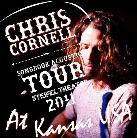 コレクターズCD  クリス・コーネル(Chris Cornell)2011年アメリカツアー