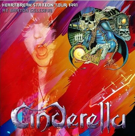コレクターズCD Cinderella - Heartbreak Station Tour 1991