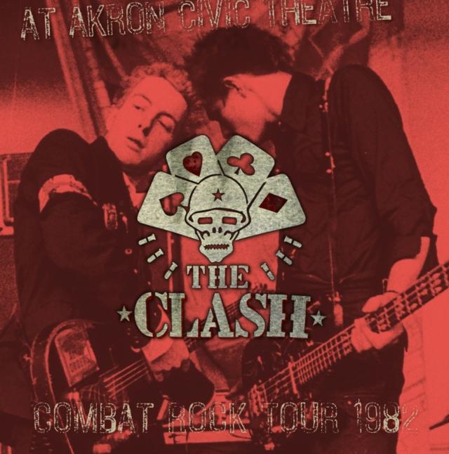 コレクターズCD クラッシュ1982年アメリカツアー Combat Rock Tour 1982