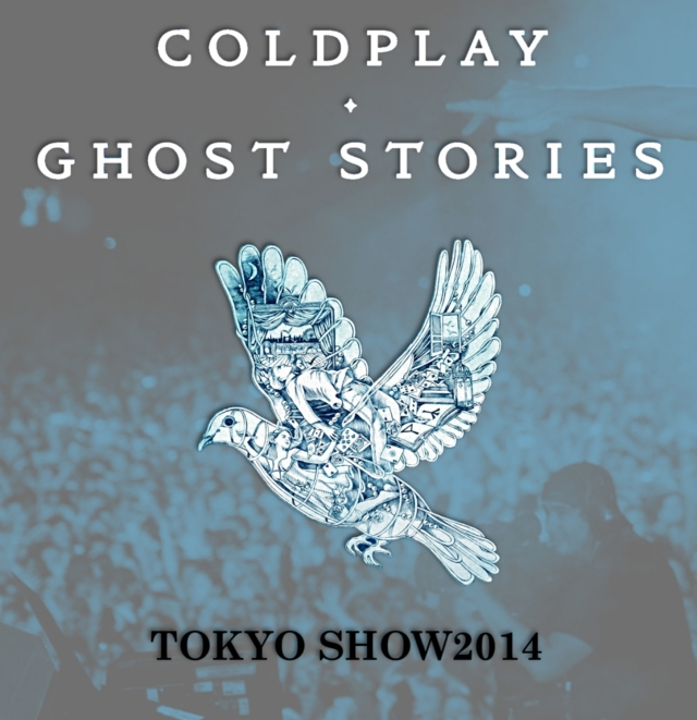コレクターズCD Coldplay 2014年日本公演