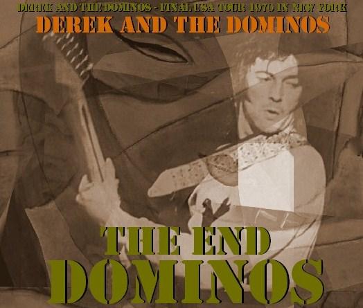 コレクターズCD Derek And The Dominos(デレク&ザ・ドミノス)70年アメリカツアー