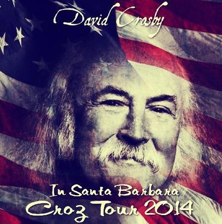 コレクターズCD デヴィッド・クロスビー 2014年アメリカツアー(Croz Tour 2014)