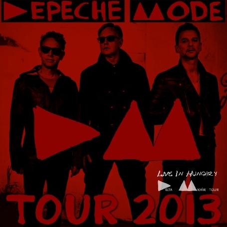 コレクターズCD デペッシュ・モード(Depeche Mode) 2013年ヨーロッパツアー
