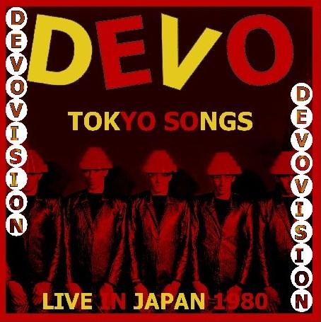 コレクターズCD ディーヴォ (Devo) 1980年 日本公演