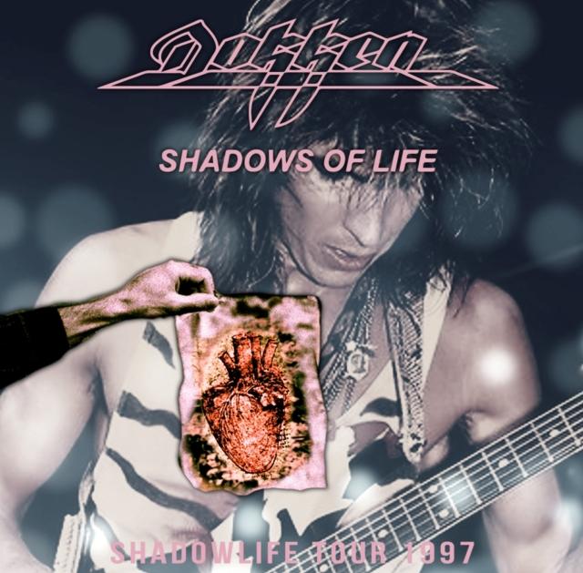 コレクターズCD ドッケン 1997年アメリカツアー