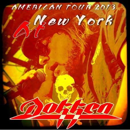 コレクターズCD Dokken (ドッケン) 2013年 アメリカツアー