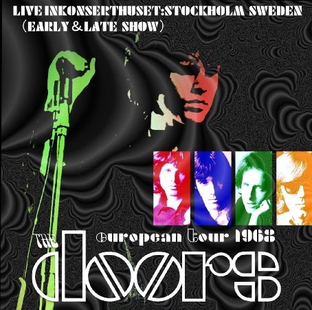 コレクターズCD ドアーズ 1968年ヨーロッパツアー