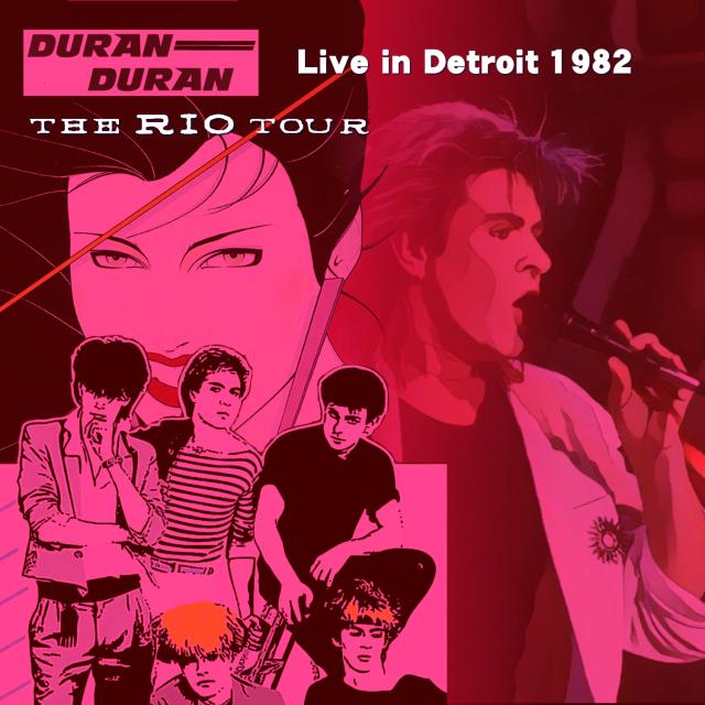 コレクターズCD Duran Duran - 1982 The Rio Tour 1982