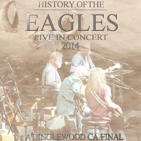 コレクターズCD イーグルス 2014年アメリカツアー The Forum:Inglewood