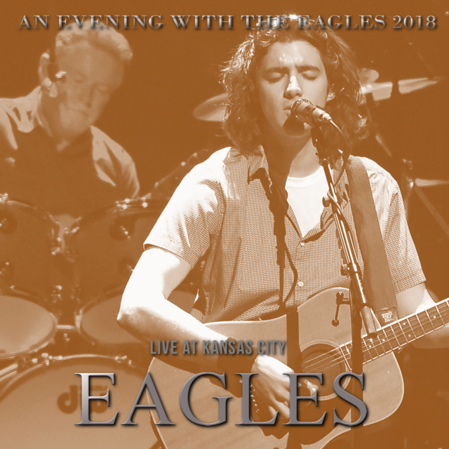 コレクターズCD Eagles - An Evening With the Eagles 2018