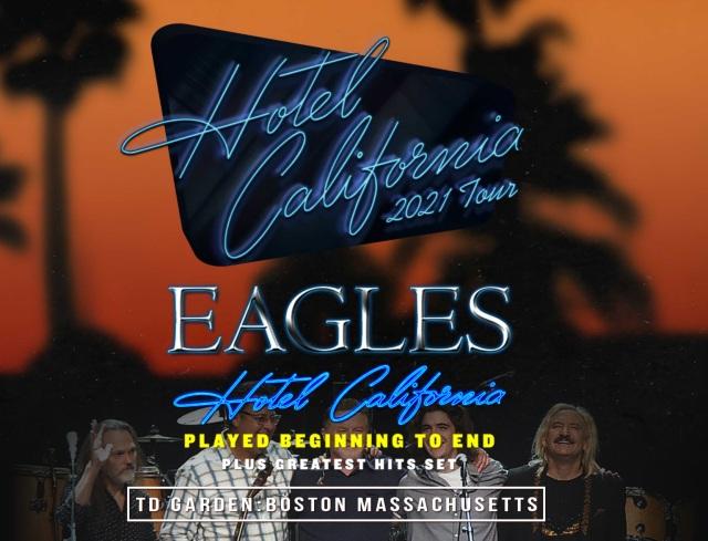 コレクターズCD Eagles - Hotel California 2021 Tour