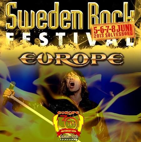 コレクターズCD ヨーロッパ 2013年ヨーロッパツアー