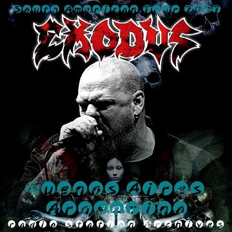 コレクターズCD エクソダス (EXODUS) 2007年南米ツアー