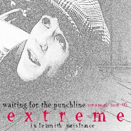 コレクターズCD エクストリーム (Extreme)1995年ヨーロッパツアー
