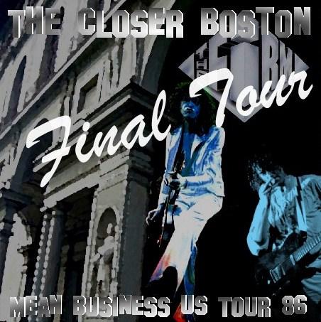 コレクタ-ズCD  The Firm(ファーム86年 アメリカツアー)86.04.01 Boston Garden