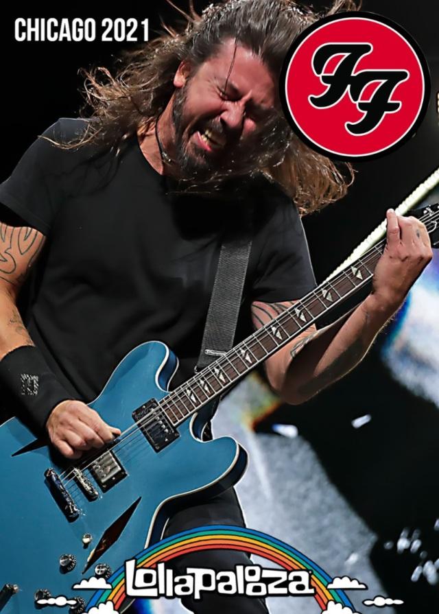 コレクターズDVD Foo Fighters - US Tour 2021