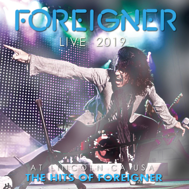 コレクターズCD Foreigner - The Hits On Tour 2019