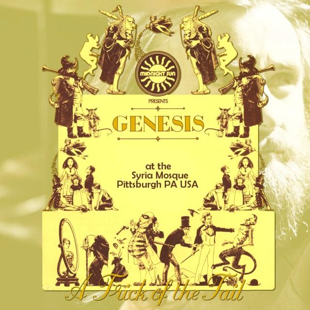コレクターズCD Genesis - A Trick of the Tail Tour 1976