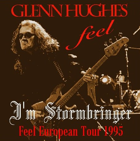 コレクターズCD グレン・ヒューズ(Glenn Hughes)  1995年ヨーロッパツアー