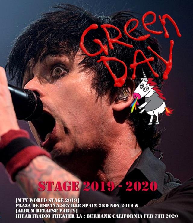 コレクターズBlu-ray Green Day - Stage 2019-2020