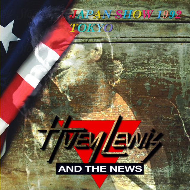コレクターズCD Huey Lewis & The News - Hard at Play Japan Tour 1992