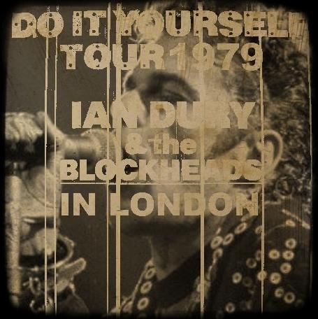 コレクターズCD イアン・デューリー(Ian Dury) 1979年ヨーロッパツアー