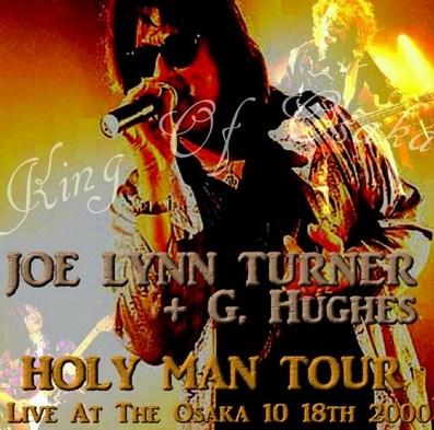 コレクターズCD JOE LYNN TURNER(ジョー・リン・ターナーw/ゲレンヒューズ 2000年日本公演 大阪)