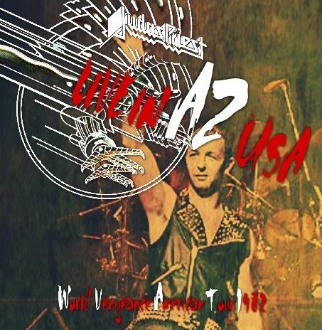 コレクターズCD ジューダス・プリースト (Judas Priest) 1983年アメリカツアー