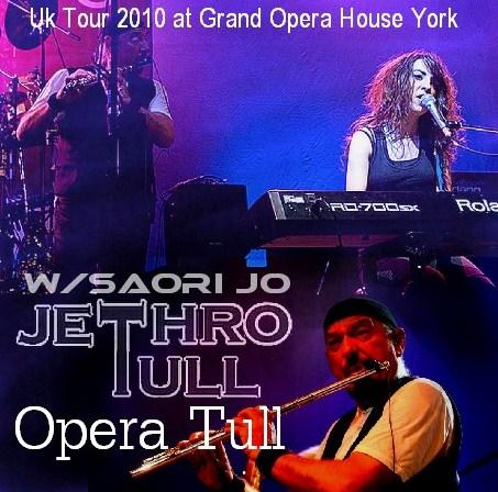 コレクターズCD ジェスロ・タル(Jethro Tull) W/Saori Jo/Uk Tour 2010